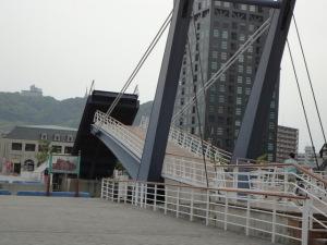 門司港跳ね橋