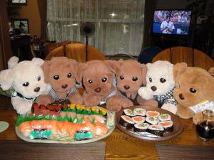 かんちゃんお誕生日パーティー