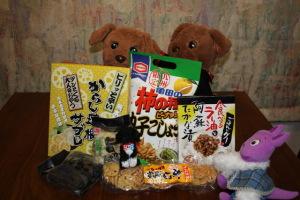 熊本土産もたくさんあります