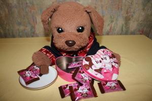バレンタインその3
